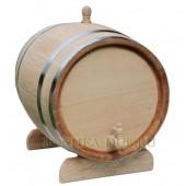 Дубовая бочка (колотый дуб) - 20 литров
