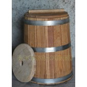 Кадка дубовая 15 литров