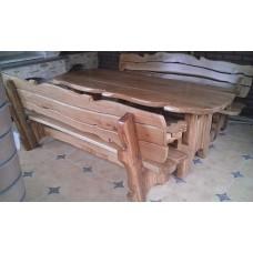 Стол деревянный массив 2