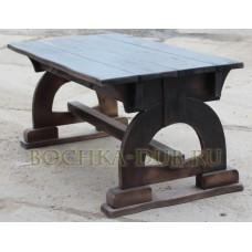 Стол деревянный массив 4