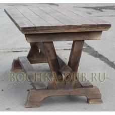 Стол деревянный массив 6